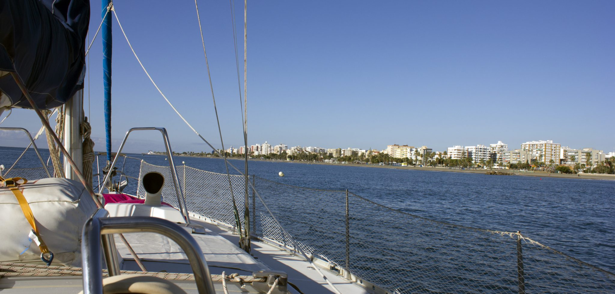 boat trip in nerja from caleta